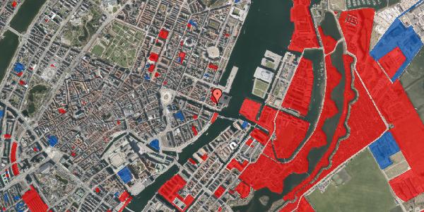 Jordforureningskort på Nyhavn 65, 2. , 1051 København K