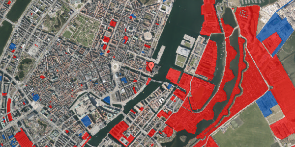 Jordforureningskort på Nyhavn 67, st. , 1051 København K