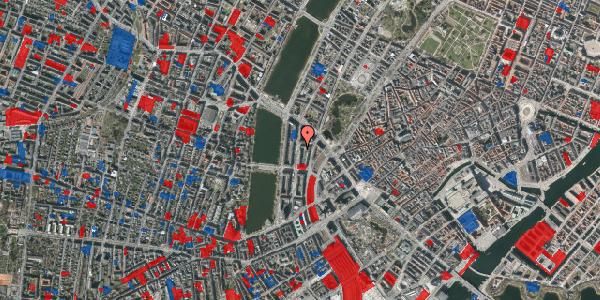 Jordforureningskort på Nyropsgade 15, 3. tv, 1602 København V