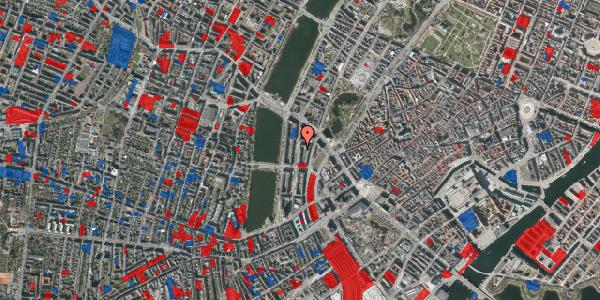 Jordforureningskort på Nyropsgade 17, kl. 1, 1602 København V
