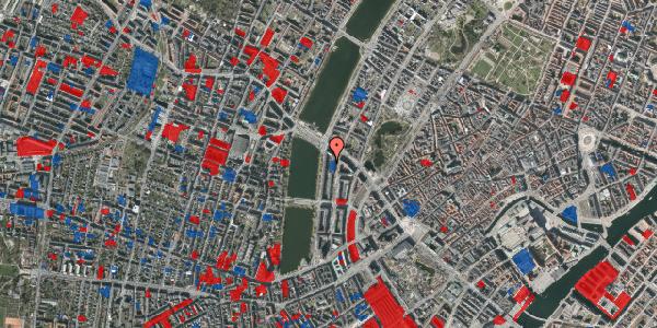 Jordforureningskort på Nyropsgade 18F, 1602 København V