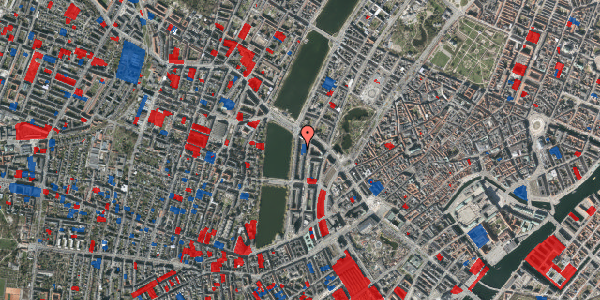Jordforureningskort på Nyropsgade 18P, 1602 København V
