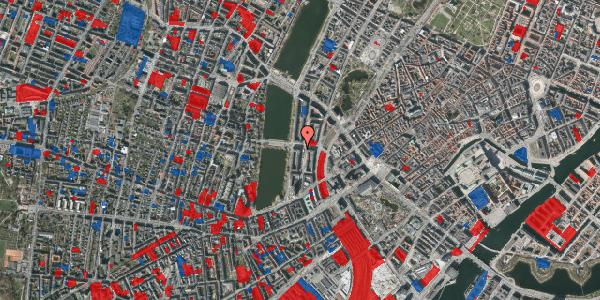 Jordforureningskort på Nyropsgade 30, 1. tv, 1602 København V
