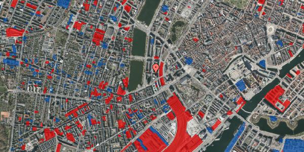 Jordforureningskort på Nyropsgade 47, 2. , 1602 København V