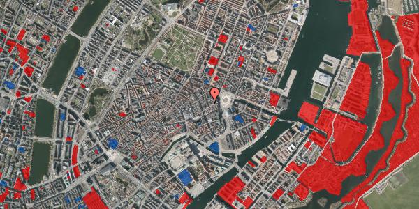 Jordforureningskort på Ny Østergade 2, st. tv, 1101 København K