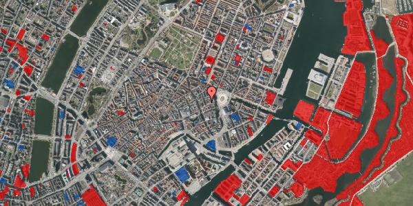 Jordforureningskort på Ny Østergade 2, 1. , 1101 København K