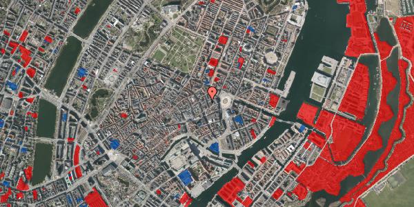 Jordforureningskort på Ny Østergade 5, kl. th, 1101 København K