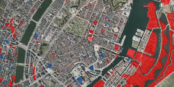 Jordforureningskort på Ny Østergade 20, 3. 5, 1101 København K