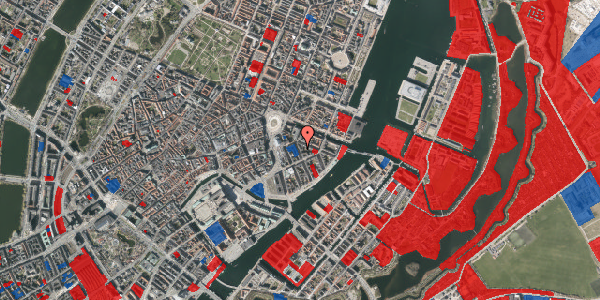 Jordforureningskort på Peder Skrams Gade 5, st. th, 1054 København K