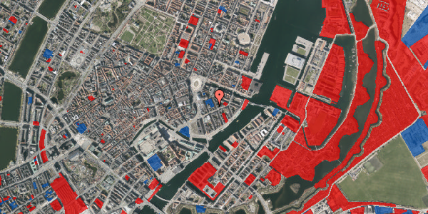 Jordforureningskort på Peder Skrams Gade 10, 1. tv, 1054 København K