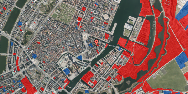 Jordforureningskort på Peder Skrams Gade 11, 4. tv, 1054 København K