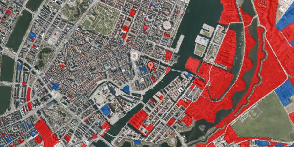 Jordforureningskort på Peder Skrams Gade 12, st. th, 1054 København K