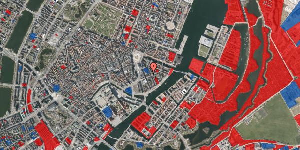Jordforureningskort på Peder Skrams Gade 12, 3. th, 1054 København K