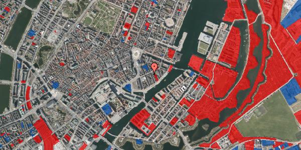 Jordforureningskort på Peder Skrams Gade 14, 1. tv, 1054 København K