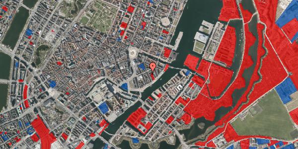 Jordforureningskort på Peder Skrams Gade 15, 3. , 1054 København K
