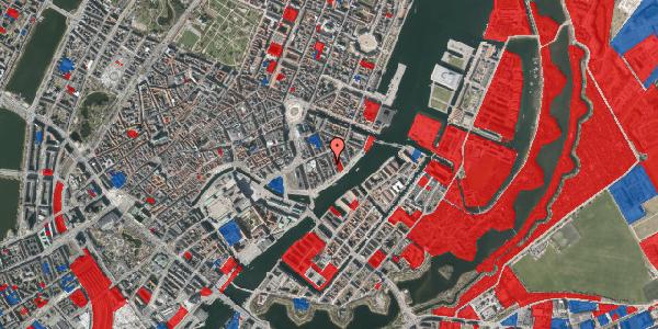 Jordforureningskort på Peder Skrams Gade 16C, 3. , 1054 København K
