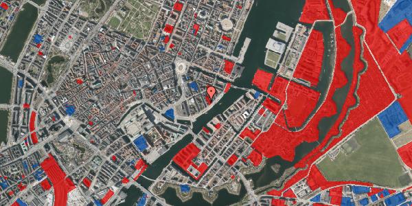 Jordforureningskort på Peder Skrams Gade 23, 3. , 1054 København K