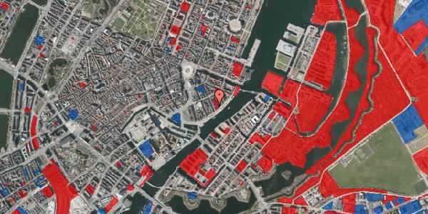 Jordforureningskort på Peder Skrams Gade 23, 4. , 1054 København K