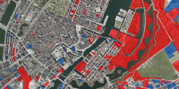 Jordforureningskort på Peder Skrams Gade 27, kl. tv, 1054 København K