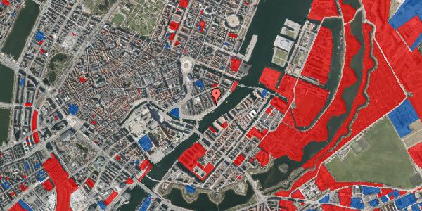Jordforureningskort på Peder Skrams Gade 28, 1. tv, 1054 København K