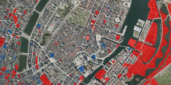 Jordforureningskort på Pilestræde 8, 2. th, 1112 København K