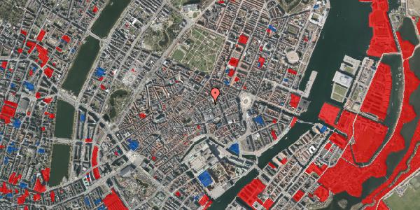 Jordforureningskort på Pilestræde 23, st. , 1112 København K