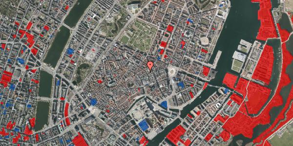 Jordforureningskort på Pilestræde 27, 3. , 1112 København K