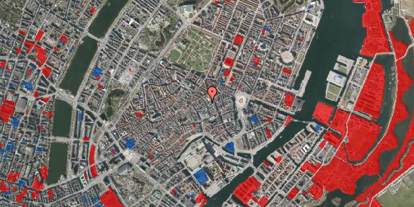 Jordforureningskort på Pilestræde 28, 3. , 1112 København K