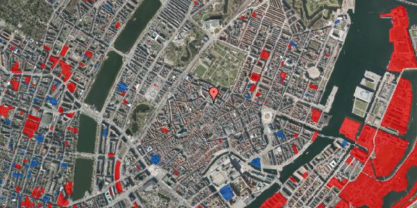 Jordforureningskort på Pilestræde 67, 3. , 1112 København K