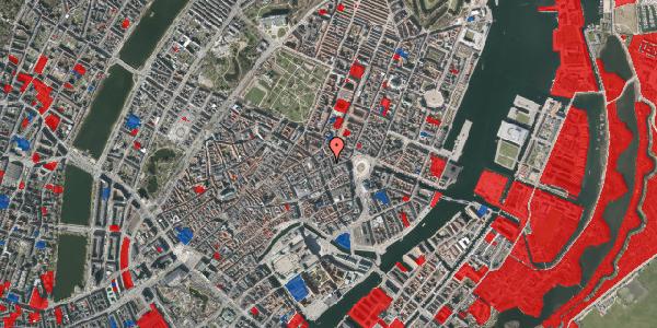 Jordforureningskort på Pistolstræde 4, 1. , 1102 København K