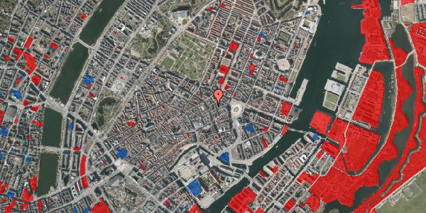 Jordforureningskort på Pistolstræde 10B, 3. , 1102 København K