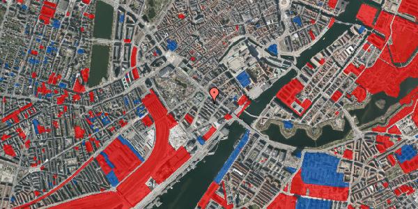 Jordforureningskort på Puggaardsgade 3, 5. tv, 1573 København V