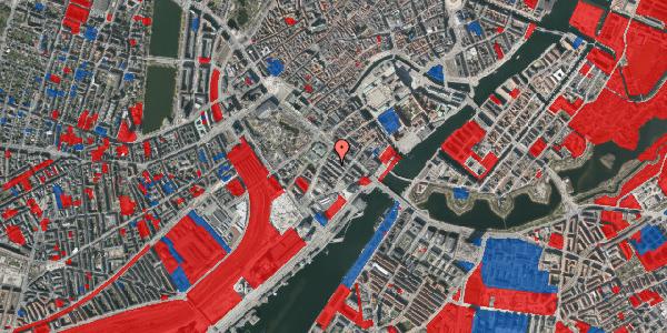 Jordforureningskort på Puggaardsgade 6, 3. tv, 1573 København V