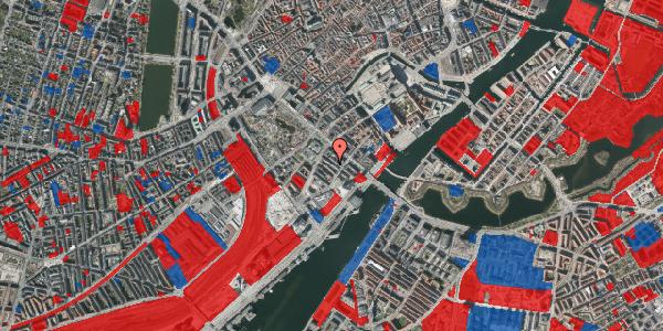 Jordforureningskort på Puggaardsgade 8, 3. tv, 1573 København V