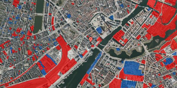 Jordforureningskort på Puggaardsgade 13, 5. tv, 1573 København V