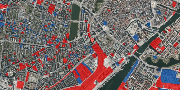Jordforureningskort på Reventlowsgade 8, 3. , 1651 København V