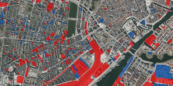 Jordforureningskort på Reventlowsgade 10A, 2. tv, 1651 København V