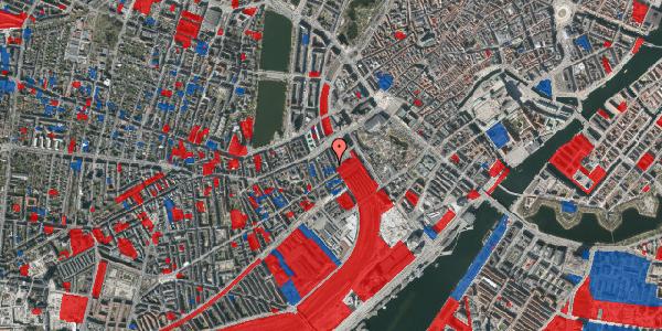 Jordforureningskort på Reventlowsgade 10, 3. th, 1651 København V