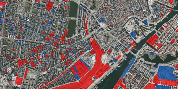 Jordforureningskort på Reventlowsgade 14, 5. tv, 1651 København V