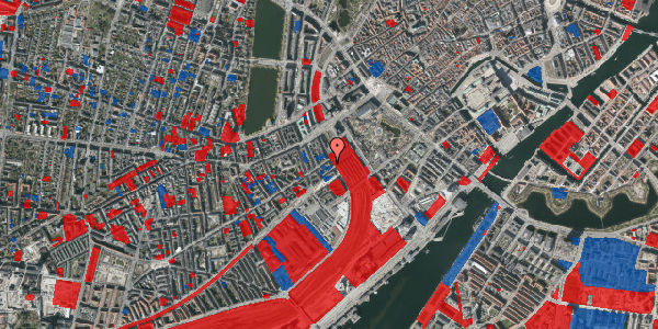 Jordforureningskort på Reventlowsgade 16, 3. th, 1651 København V