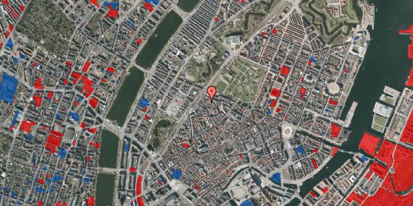 Jordforureningskort på Rosenborggade 3, 4. , 1130 København K