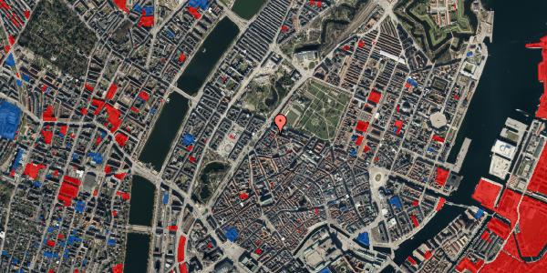 Jordforureningskort på Rosenborggade 7, 5. , 1130 København K
