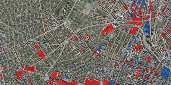 Jordforureningskort på Rønnebærvej 2, 2. th, 2400 København NV
