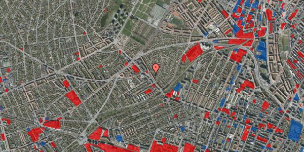 Jordforureningskort på Rønnebærvej 4, 2. tv, 2400 København NV