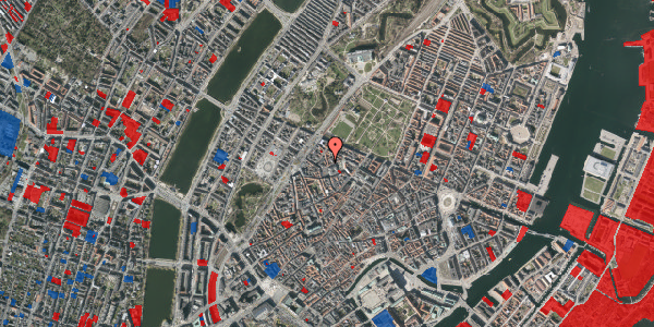 Jordforureningskort på Sankt Gertruds Stræde 4, st. , 1129 København K