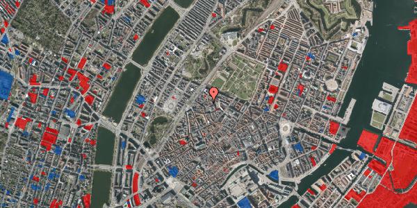 Jordforureningskort på Sankt Gertruds Stræde 4, 1. , 1129 København K