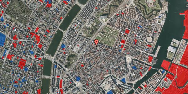 Jordforureningskort på Sankt Gertruds Stræde 8A, 1. th, 1129 København K
