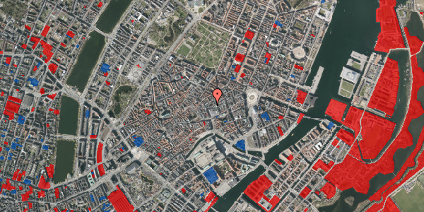 Jordforureningskort på Silkegade 5, 1. , 1113 København K