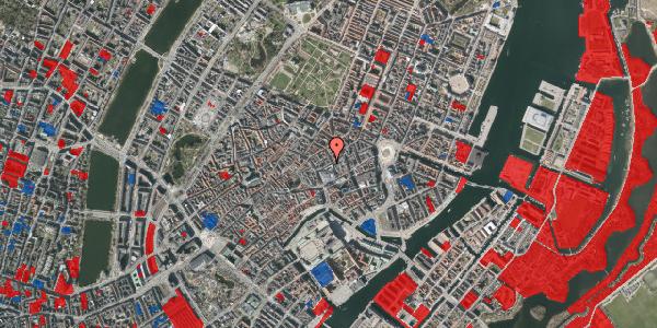 Jordforureningskort på Silkegade 13, st. , 1113 København K