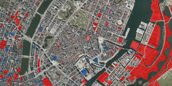Jordforureningskort på Silkegade 21, st. , 1113 København K